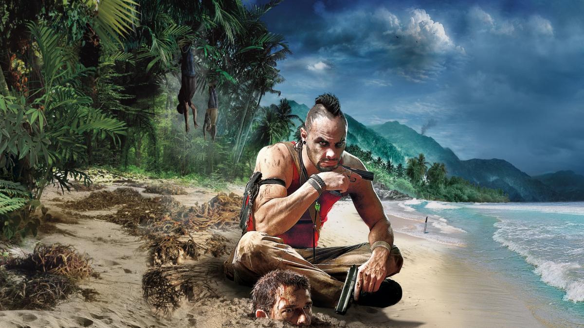 Far Cry 3 /фото Ubisoft