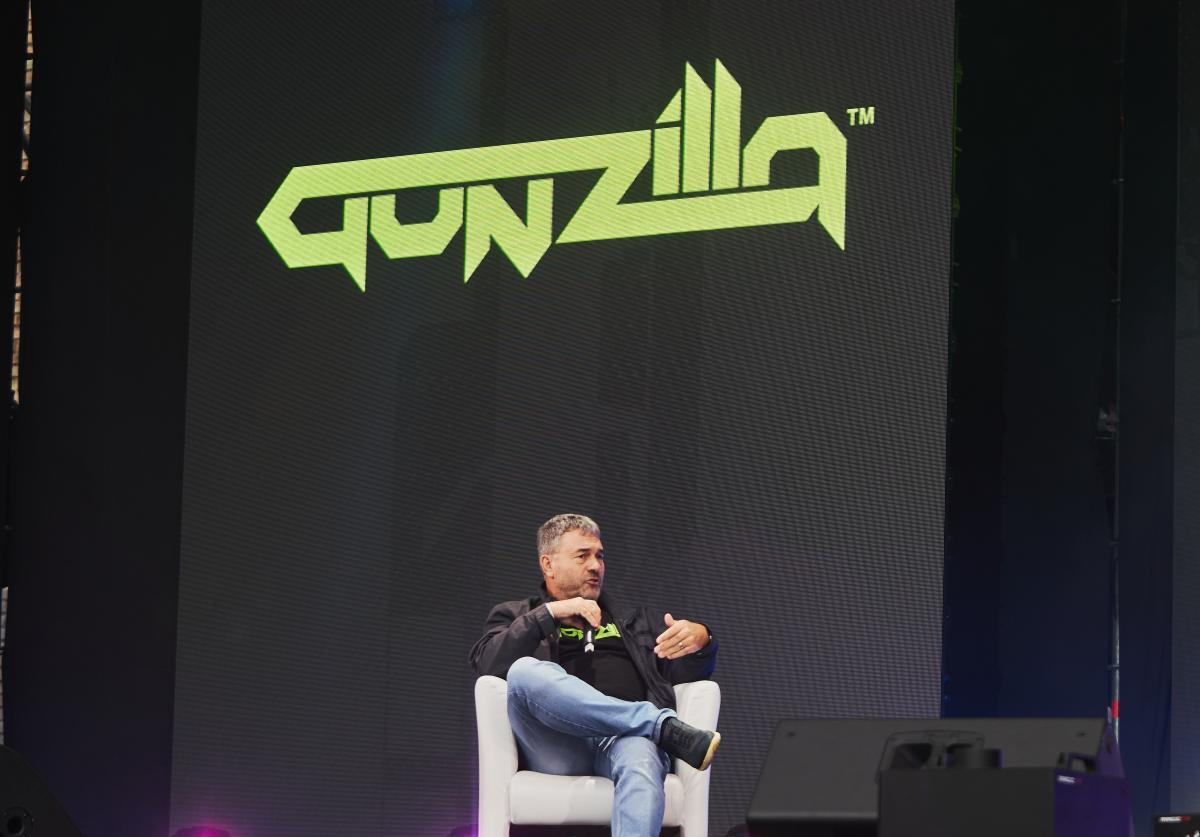 Річард Морґан / фото Gunzilla Games