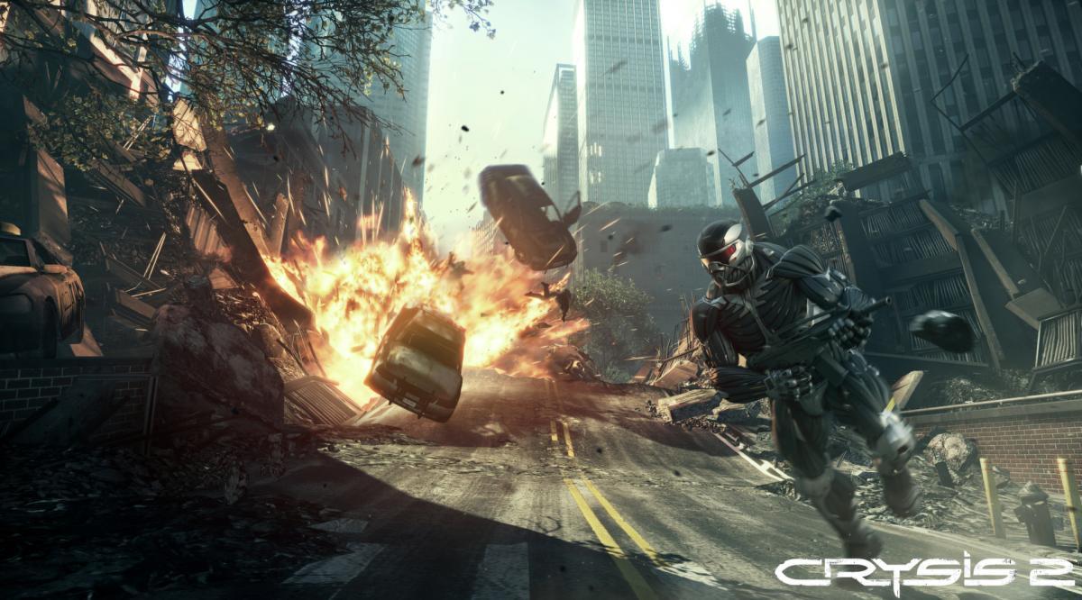 Crysis 2 / фото Crytek