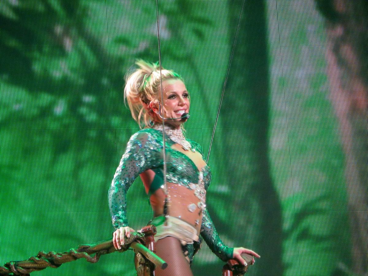 Бритни Спирс сможет опять вернуться на сцену / фото marcen27 в Flickr