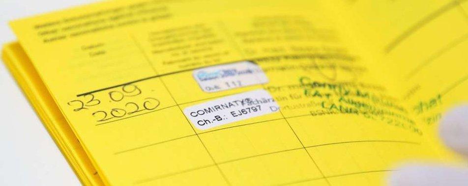Мужчина сделал фейковый документ и своей жене / фото merkur.de