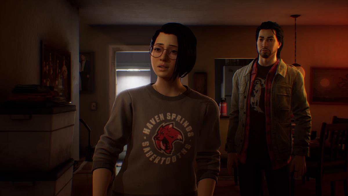 Алекс с братом Гейбом / скриншот
