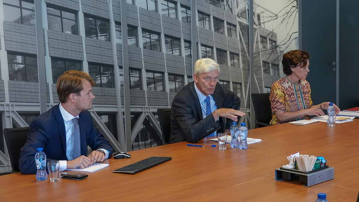 Further cooperation in the MH17 case was discussed in The Hague / photo gp.gov.ua.