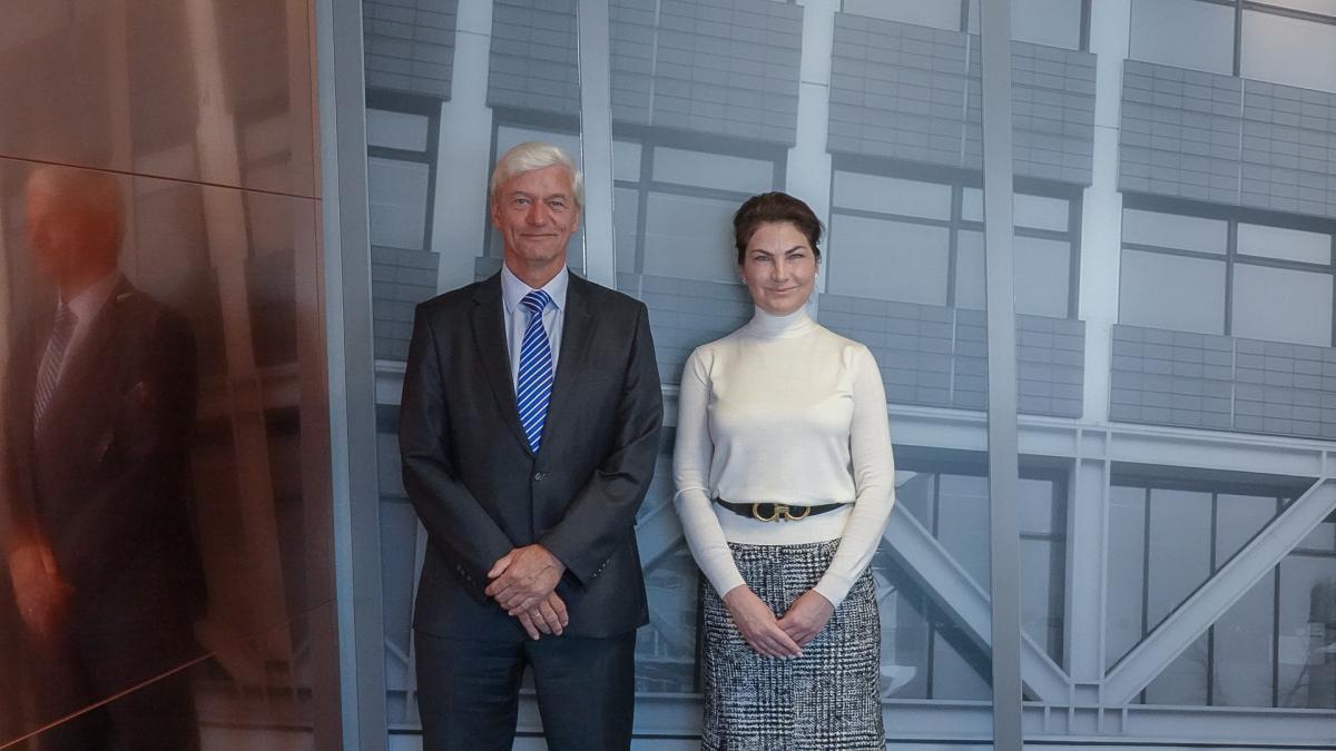 Iryna Venediktova met with the Prosecutor General of the Netherlands / photo gp.gov.ua