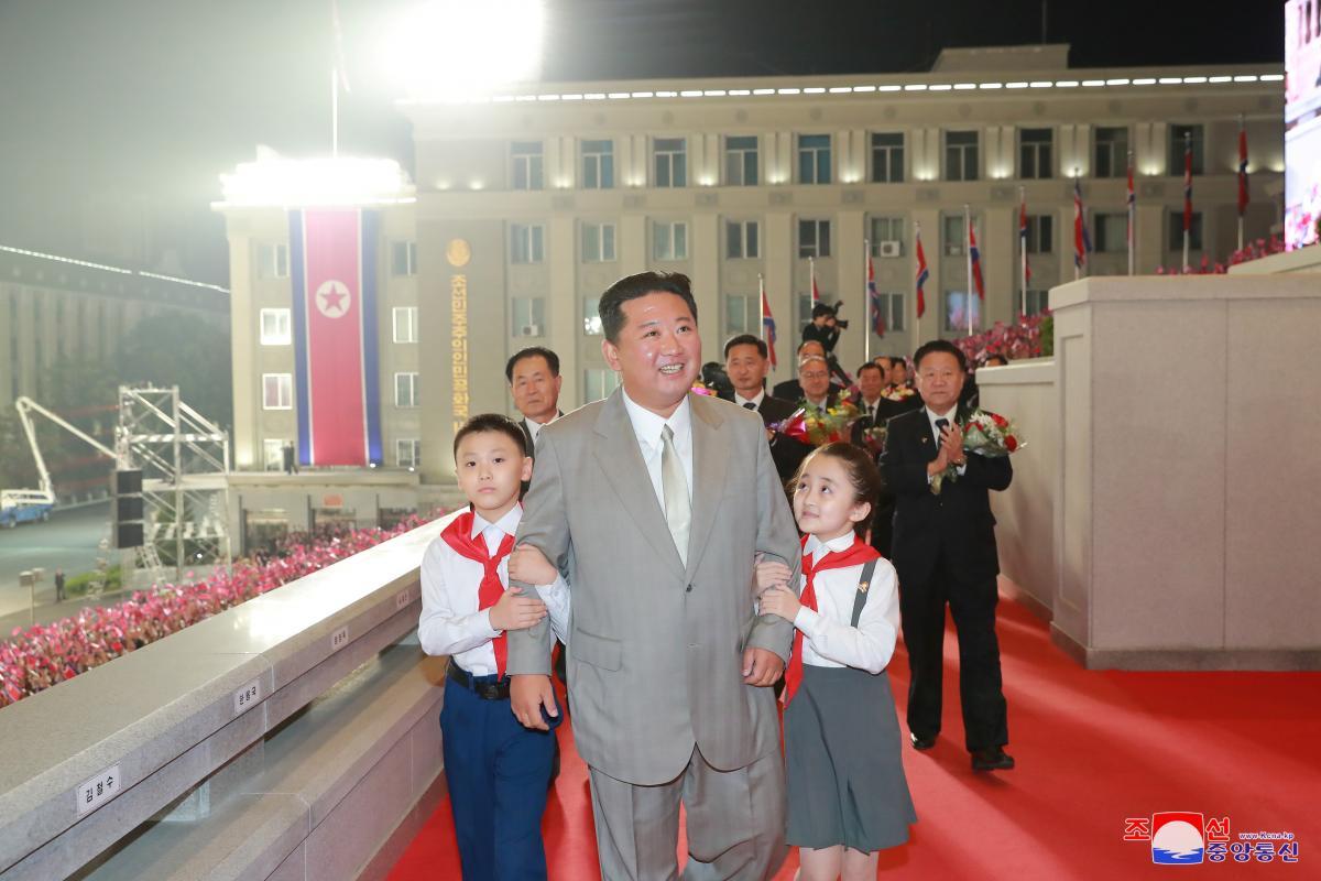 Кім Чен Ин / фото REUTERS