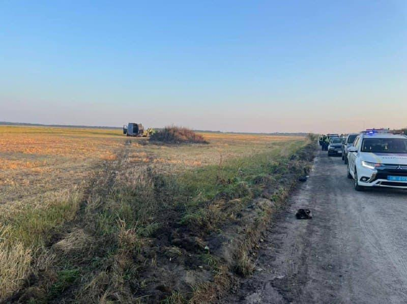 В результате ДТП погиб 45-летний иностранец / фото МВД / Telegram