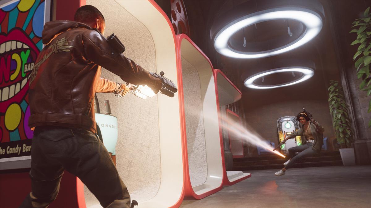 Deathloop выходит на ПК и PS5 / фото Bethesda Softworks