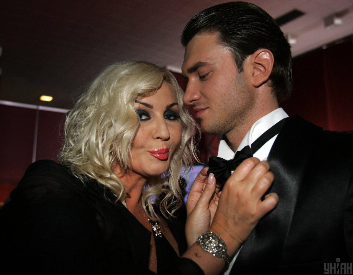 Билык и Дикусар в далеком 2009 году / фото УНИАН