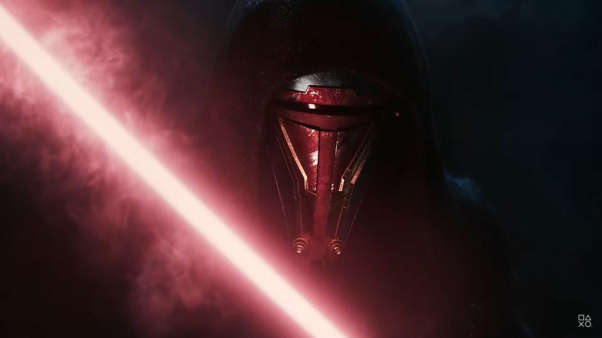 Ремейк Star Wars : Knights of the Old Republic / скріншот