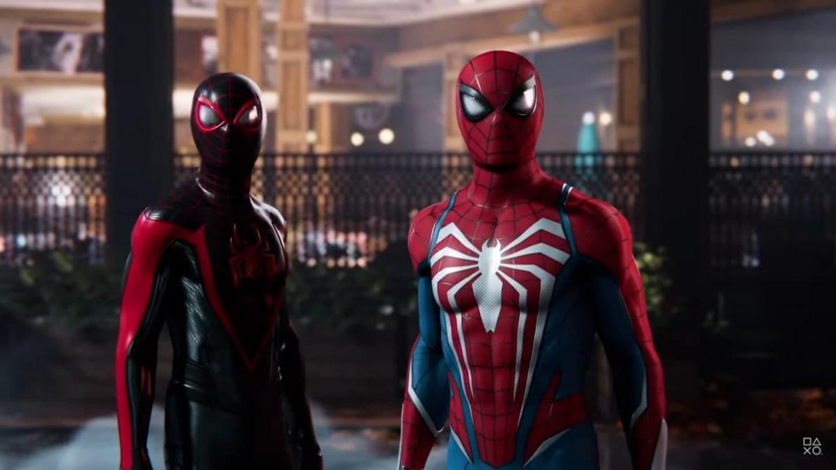 Marvel's Spider-Man 2 /скриншот