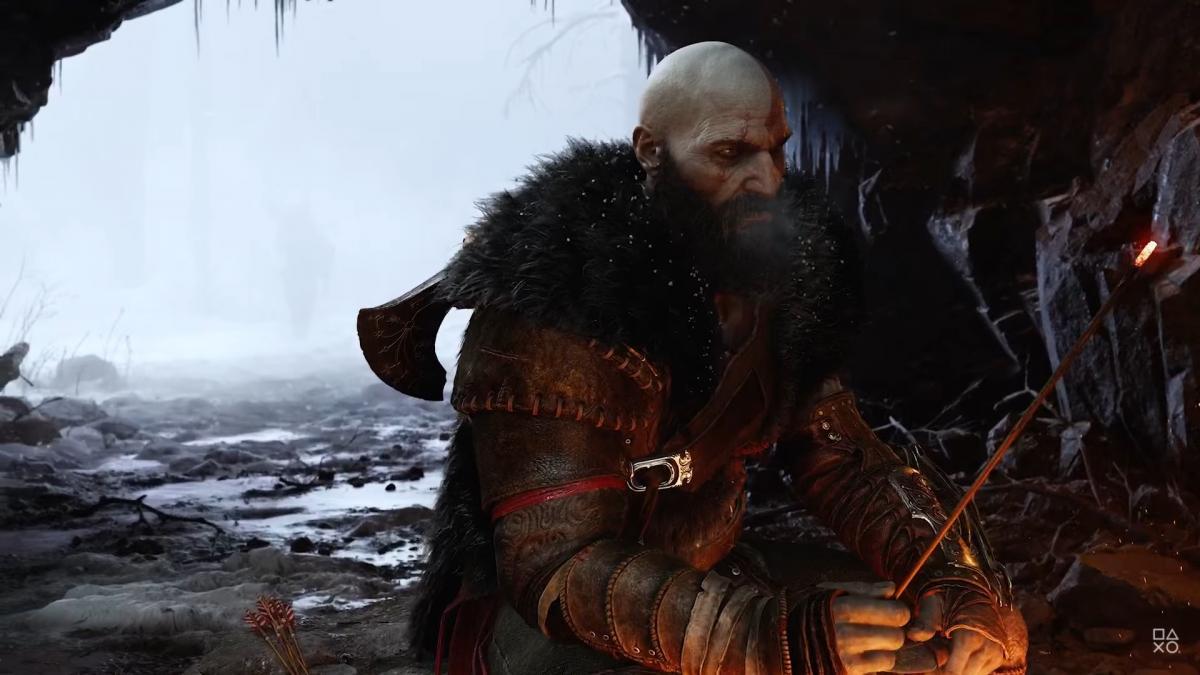 God of War : Ragnarok / скріншот