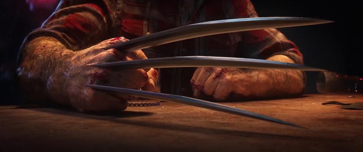 Кадр из Marvel Wolverine– игрыпро Росомаху /скриншот