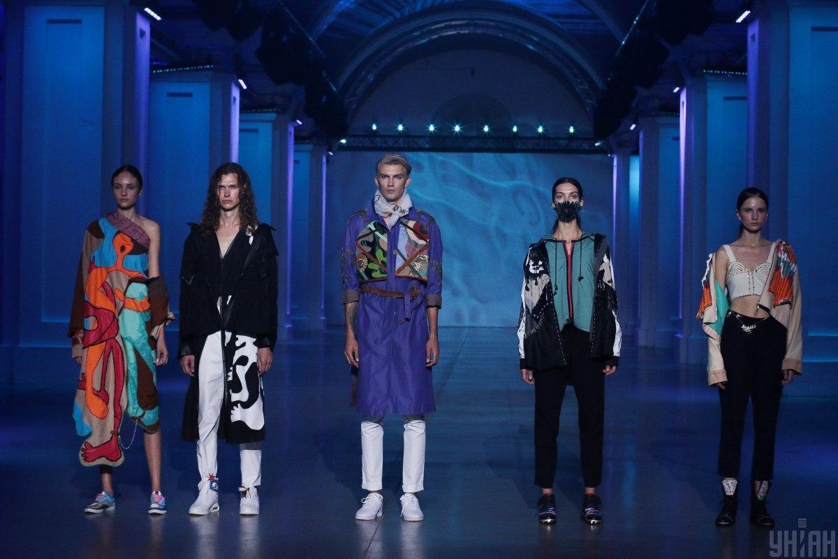 В Киеве прошел Ukrainian Fashion Week / фото УНИАН, Вальдемар Горлушко