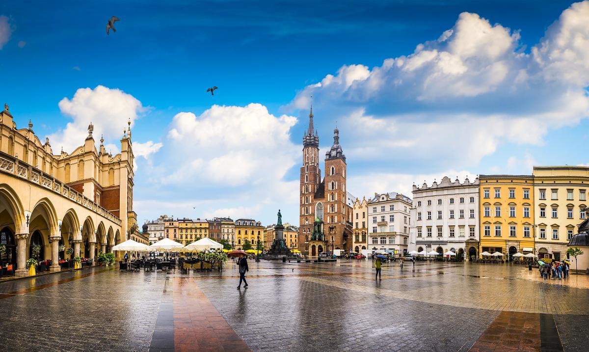 Польша снова открыта для туристов из Украины / фото ua.depositphotos.com