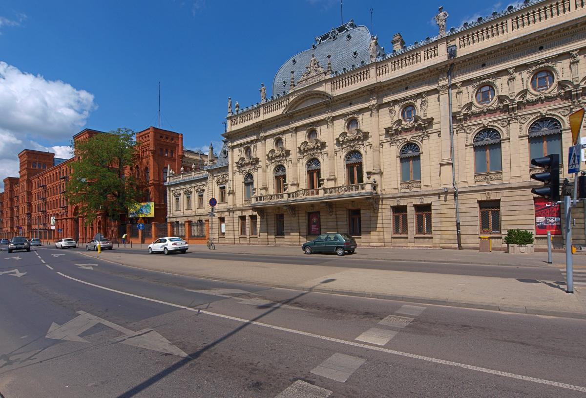 Украинцы получат возможность попасть в польский Лодзь / фото ua.depositphotos.com