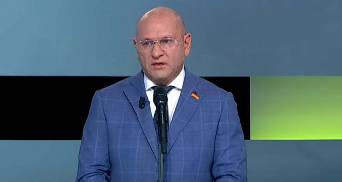 Шевченко назвал слова оппозиционера «чистой манипуляцией» / Скриншот