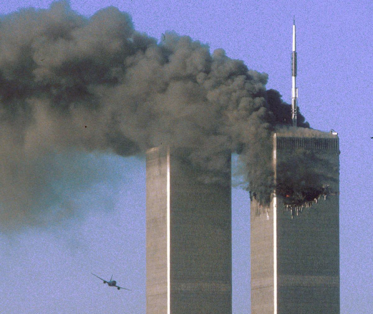 Рассекречены документы по расследованию теракта 11 сентября / фото REUTERS