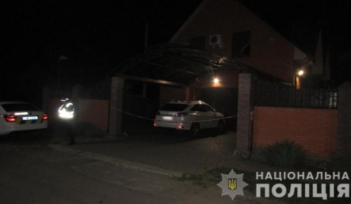 На Київщині знайдено тіло судді / фото kv.npu.gov.ua