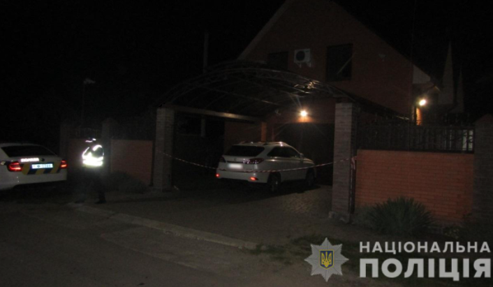 На Киевщине найдено тело судьи / фото kv.npu.gov.ua