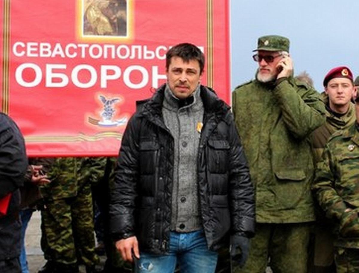Александр Франчетти задержан в Праге по запросу Украины / фото twitter.com/SobiNewsCom