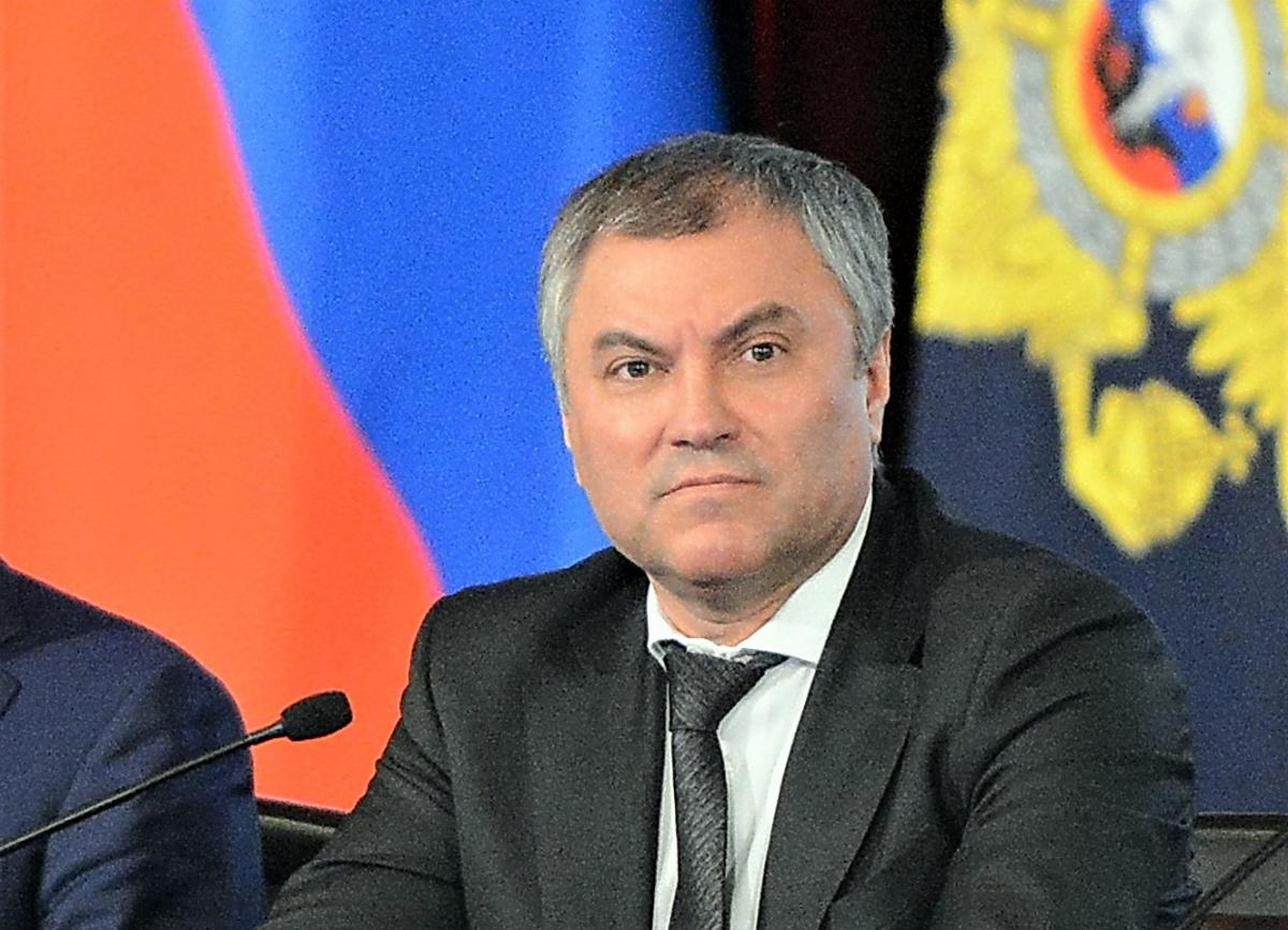 """Volodin called on EU leaders to """"pay attention to what is happening in Ukraine"""" / photo ua.depositphotos.com"""