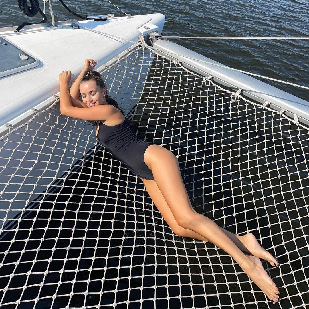 Мишина показала фото с отдыха / instagram.com/misha.k.ua