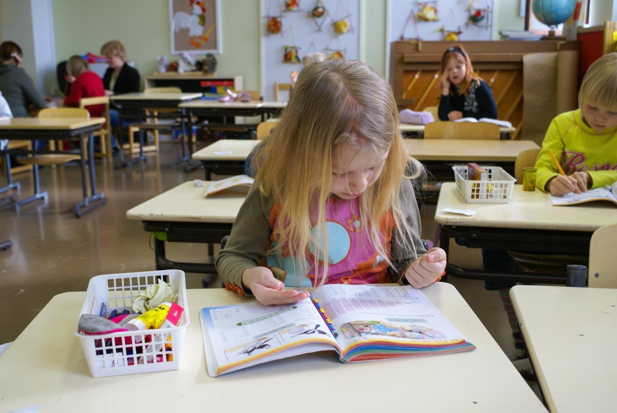 Шкільна освіта у Фінляндії вважається однією з кращих / фото ua.depositphotos.com
