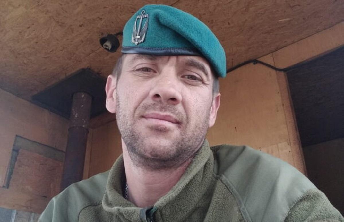 Алексей Куленко погиб на Донбассе / фото Facebook Алексея Куленко