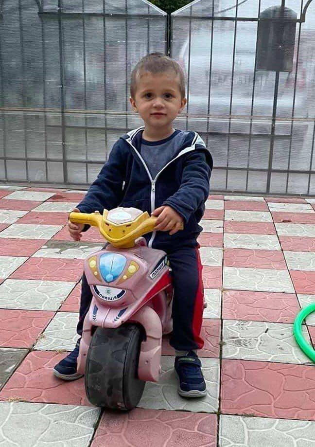 Ребенка и похитителя сейчас ищут / фото: Нацполиция