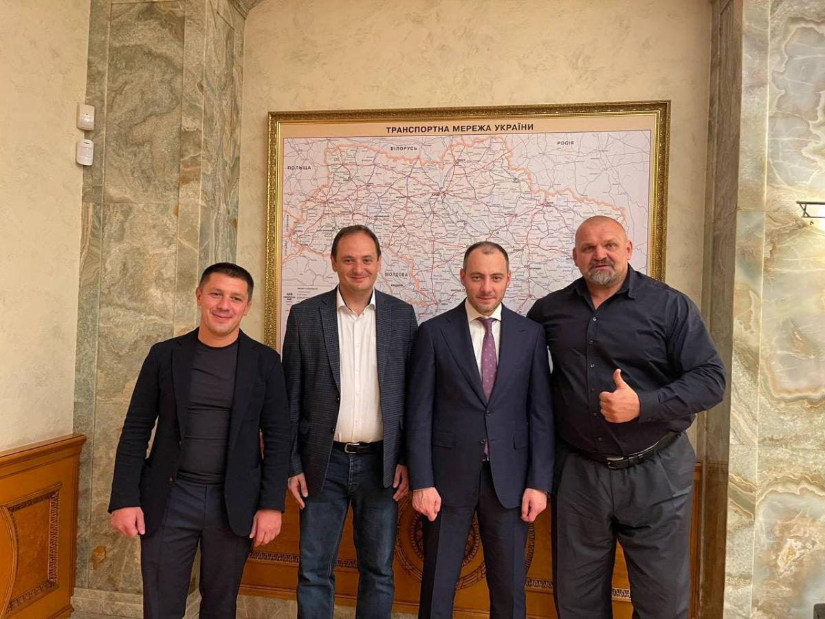 Фото facebook.com/Ukravtodor.Gov.Ua
