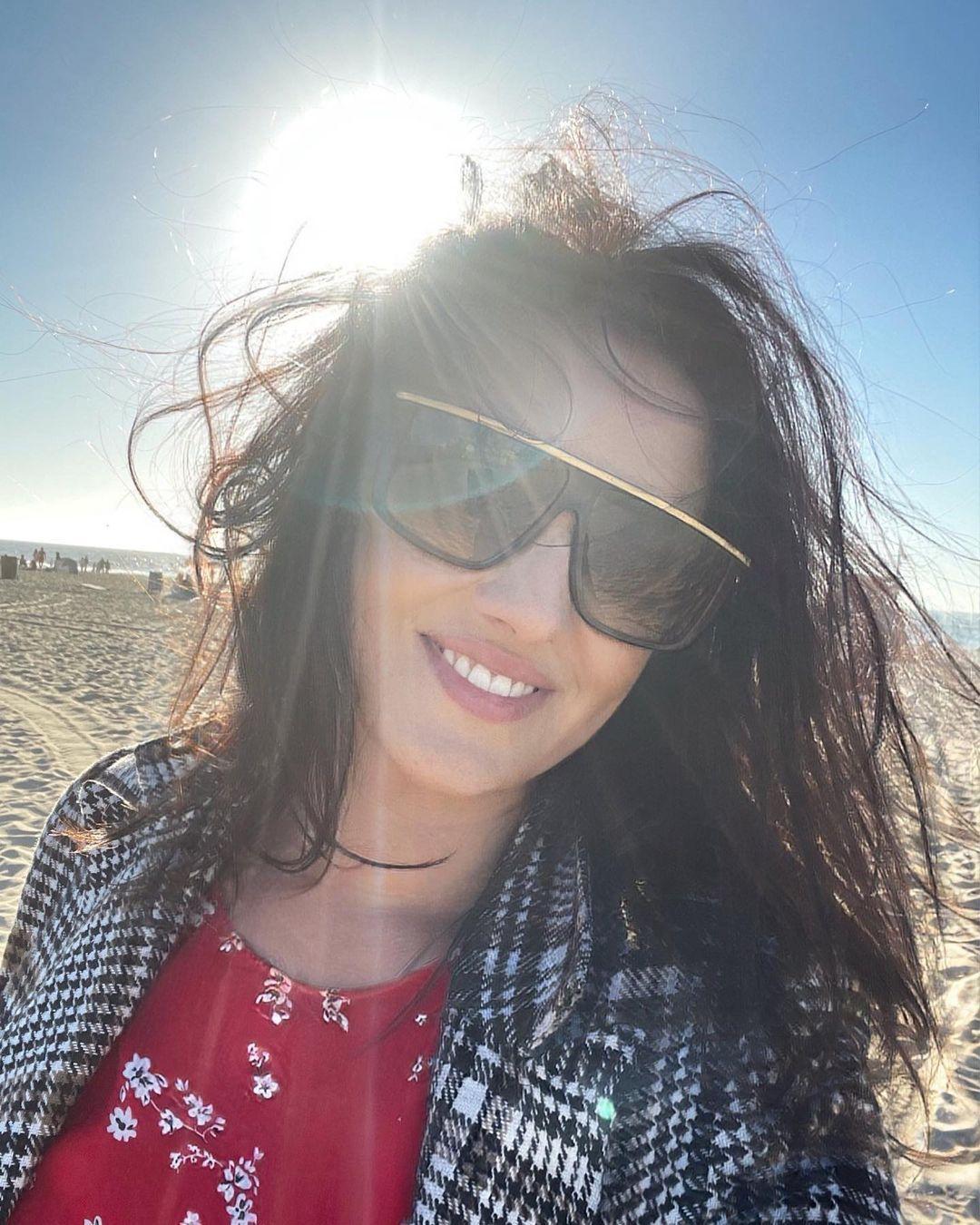 Вітвіцька відпочиває в Каліфорнії / instagram.com/solomiyavitvitska