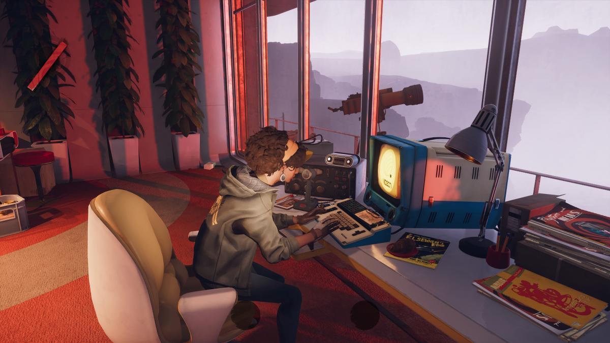 При игре за Джулианну можно повышать ранги охотника и открывать разные награды / скриншот