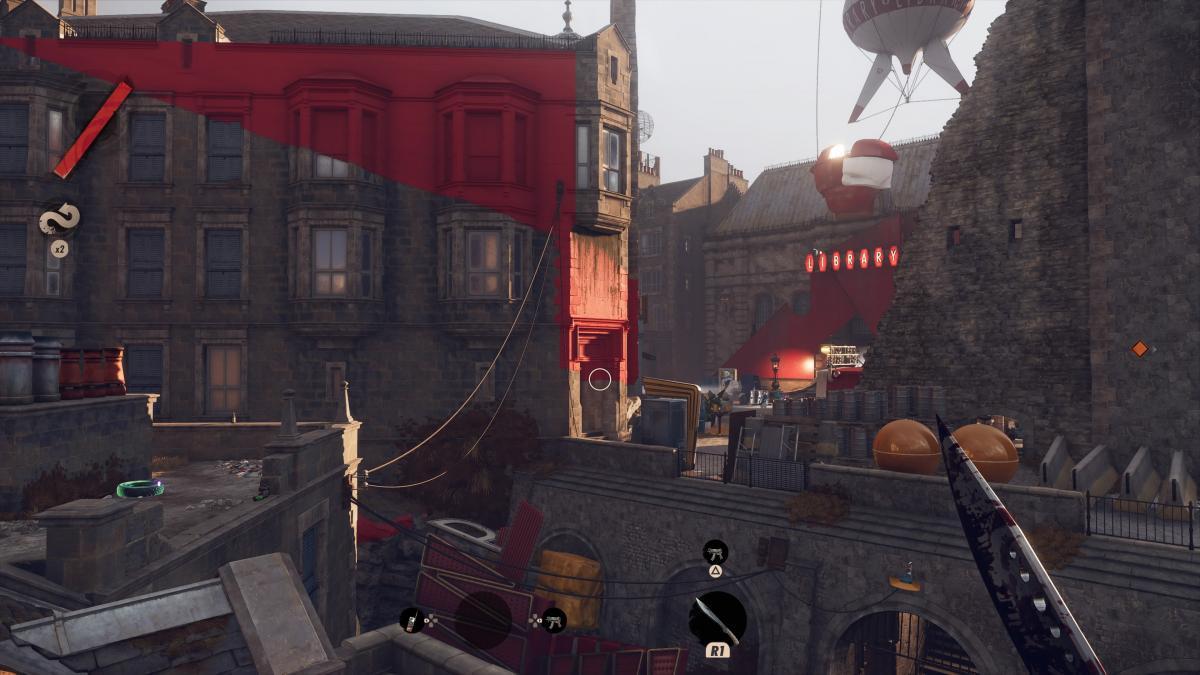 Прятаться на краше в Deathloop так же приятно, как в Dishonored / скриншот