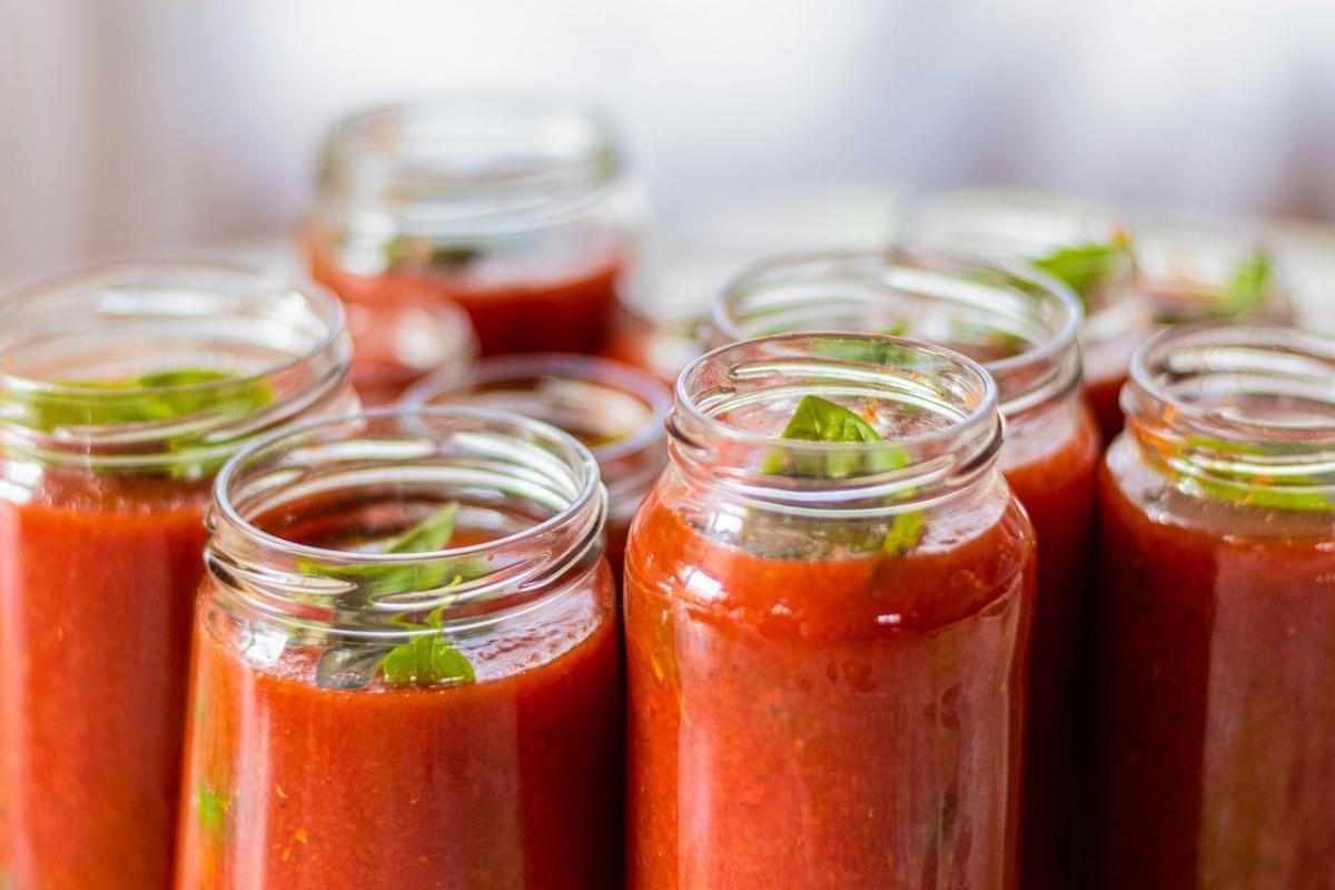 Домашний кетчуп рецепт / фото pixabay.com