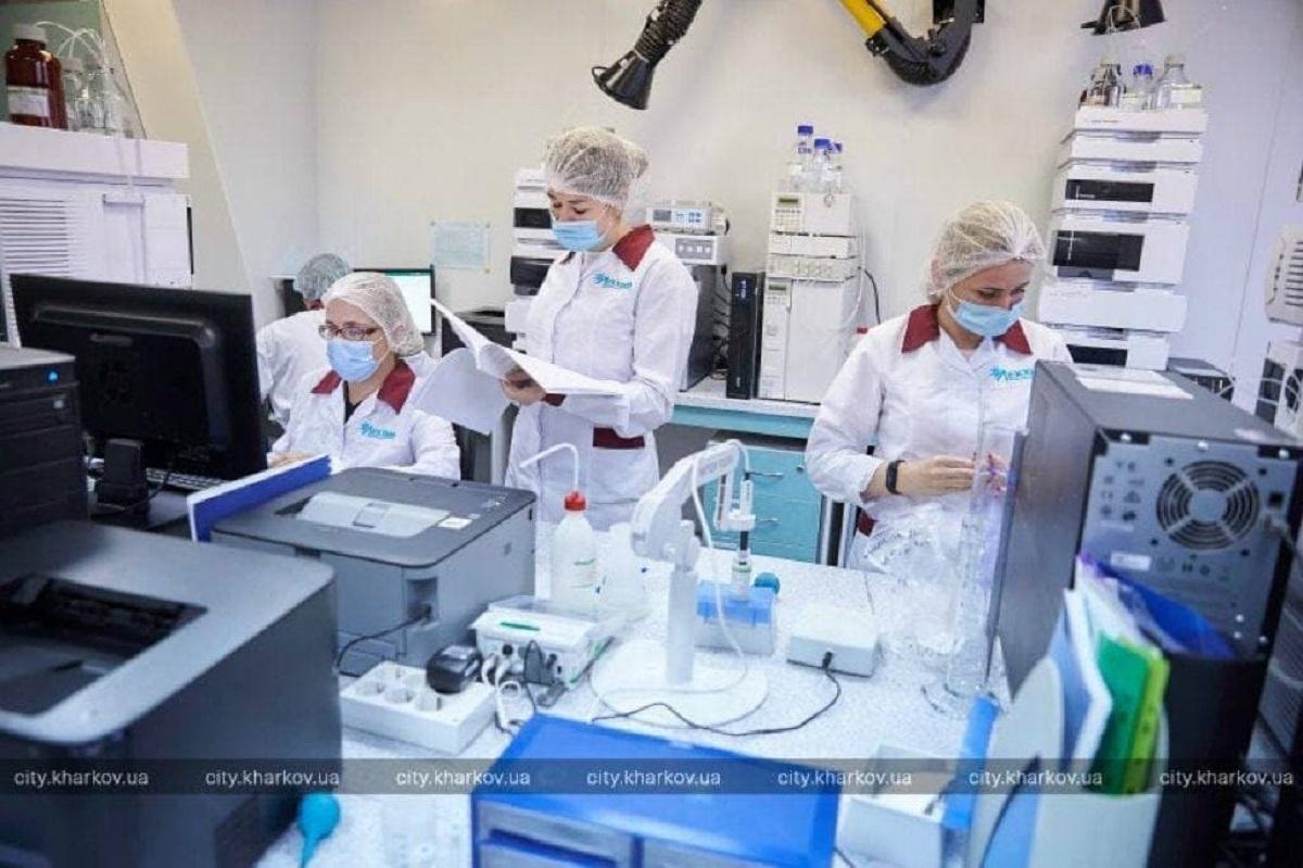 The CoronaVac vaccine will be produced in Kharkiv / photo city.kharkov.ua