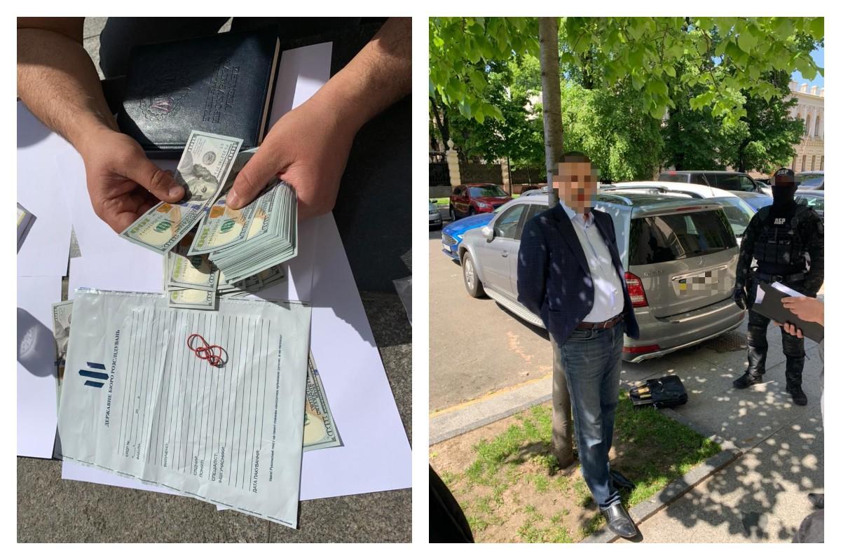 Підозрюваного вже затримали / фото - gp.gov.ua