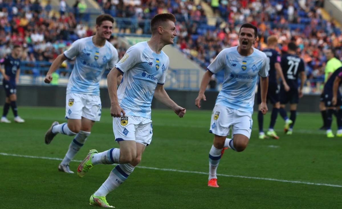 Динамо утримує лідерство в УПЛ / фото Динамо Київ