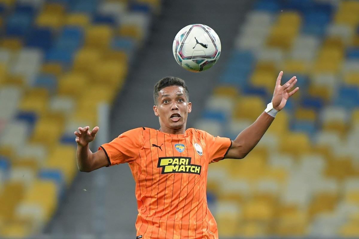 Педріньо двічі забив за Шахтар в цьому сезоні / фото ФК Шахтар