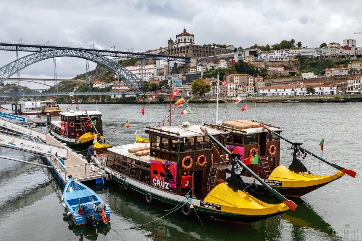 Порту чекає на туристів / фото УНІАН (Янош Немеш)