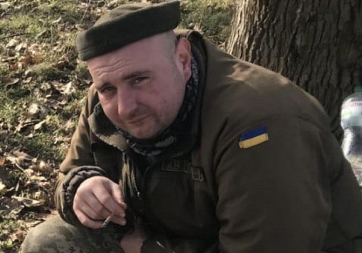 На Донбасі загинув піхотинець Валентин Чепурний / фото Facebook