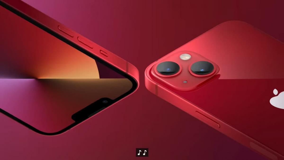 14 сентября компания Apple презентовала iPhone13 /скриншот