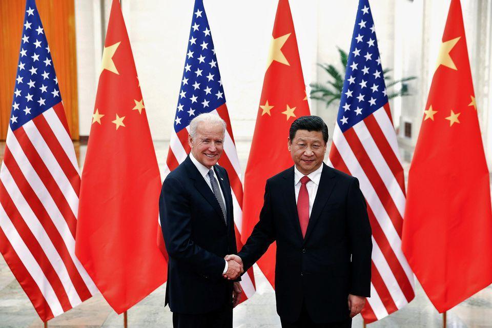 Байден известен своей жесткой позицией в отношении политики коммунистического Китая / Фото: REUTERS