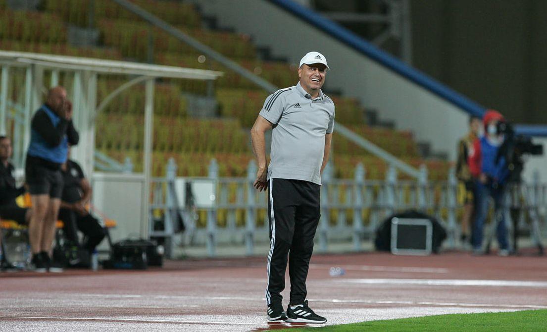 Юрий Вернидуб вывел Шериф в групповой этап ЛЧ / фото ФК Шериф