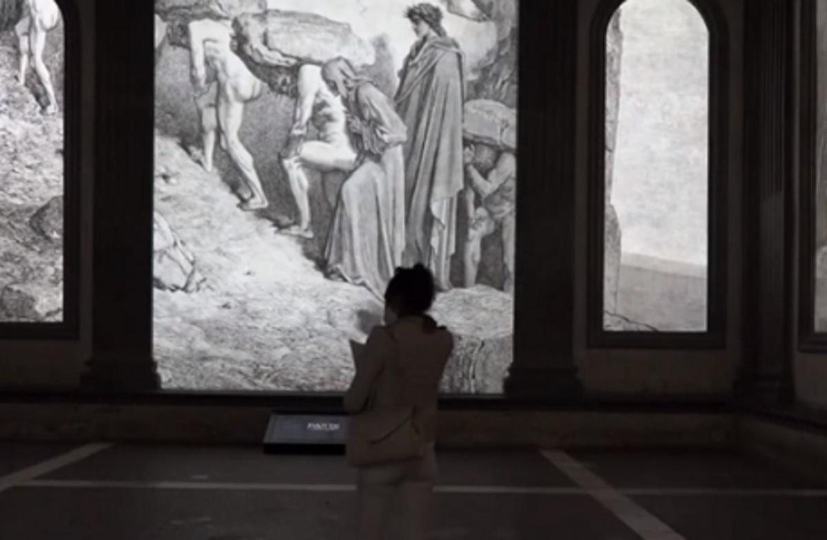 Данте вважають «батьком італійської літератури» / Скріншот