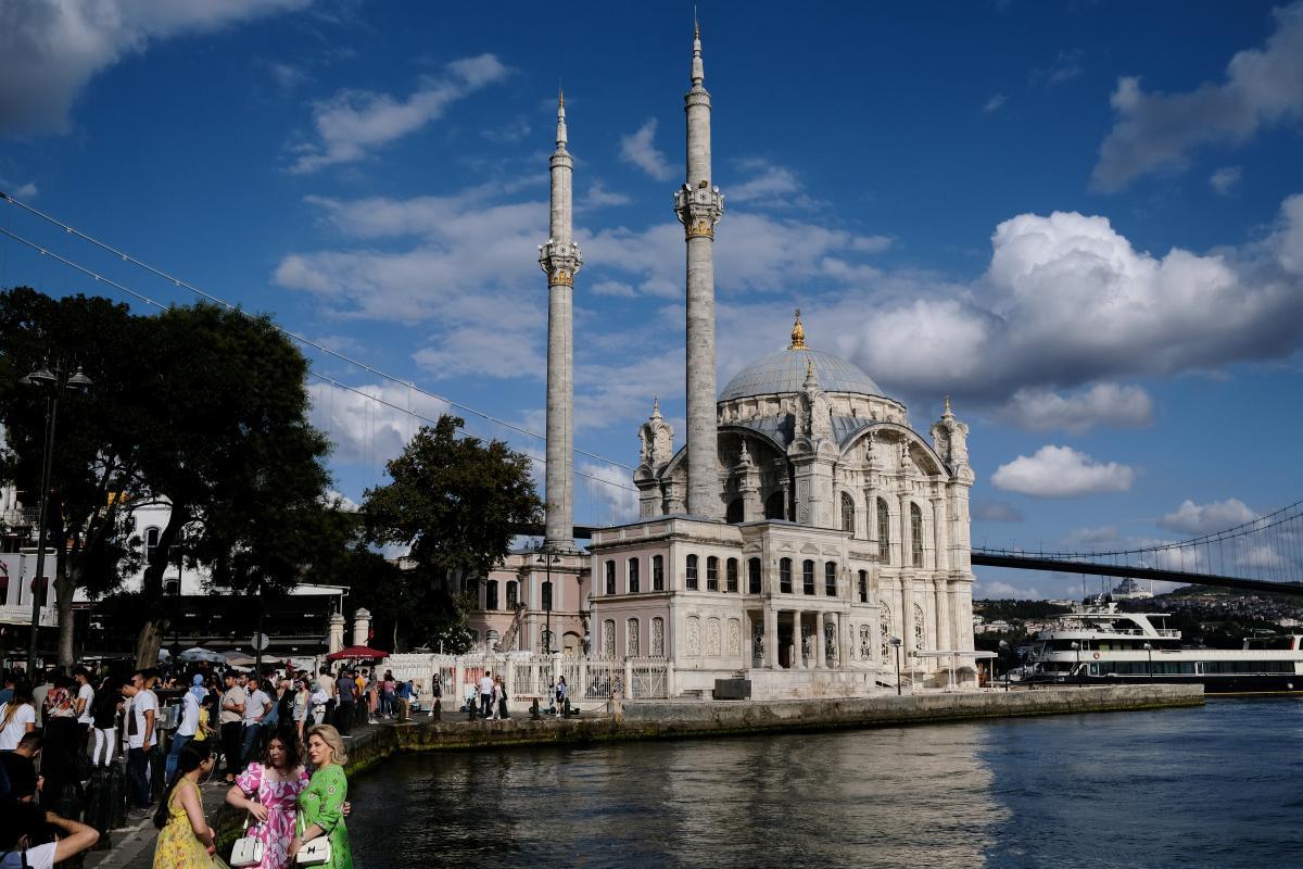 Турция остается самым популярным направлением среди украинских туристов / фото REUTERS