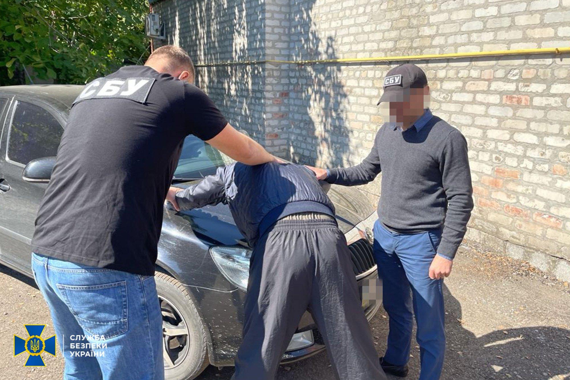 Россия начала вооруженный конфликт против Украины в 2014 году / ssu.gov.ua
