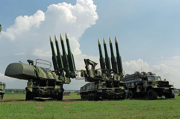 «Фенікс-1» що є «очима» для зенітного ракетного комплексу «Бук-М1» \ mil.gov.ua