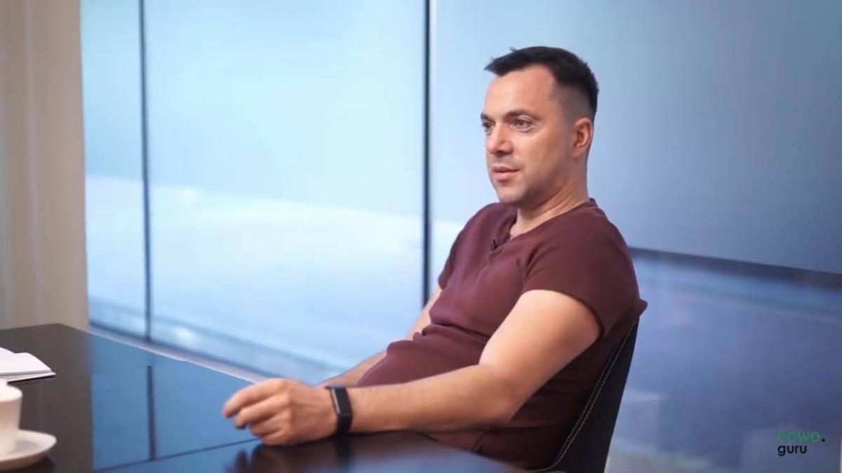 Степанов висловився щодо заяви Арестовича / фото facebook.com/alexey.arestovich
