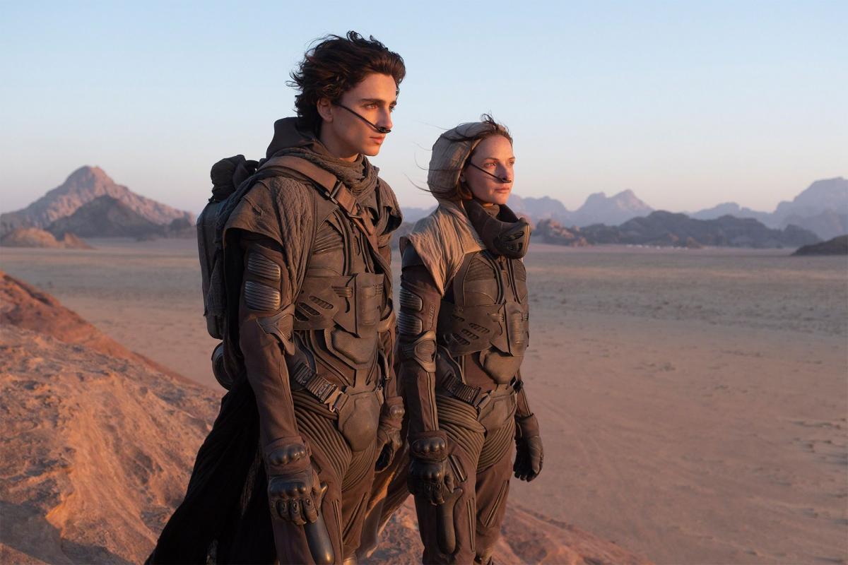 """Кадр з фільму """"Дюна"""" / фото Warner Bros. Pictures"""