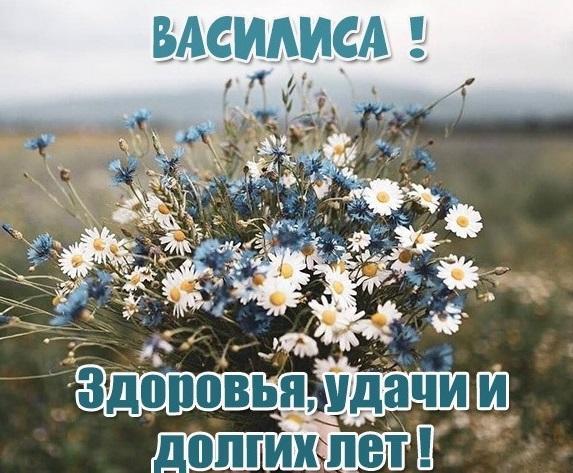 З днем ангела Василини / фото vjoy.cc